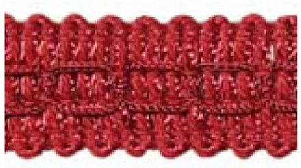 Tassle Fringe  -  Ruby J19 - Value Pack 16.1/2 mtrs